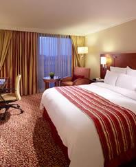 Amsterdam Marriott Room